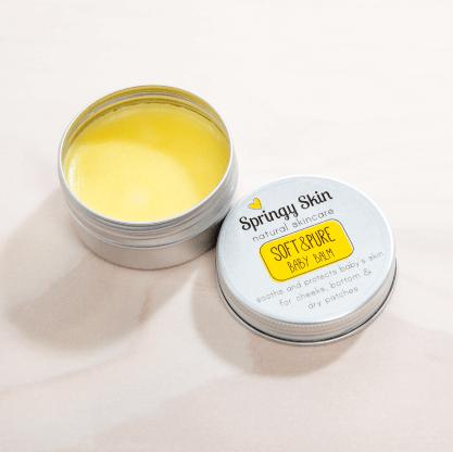 Verpakkingsdesign Springy Skin