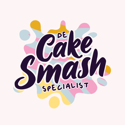 De Cakesmash Specialist -logovariant
