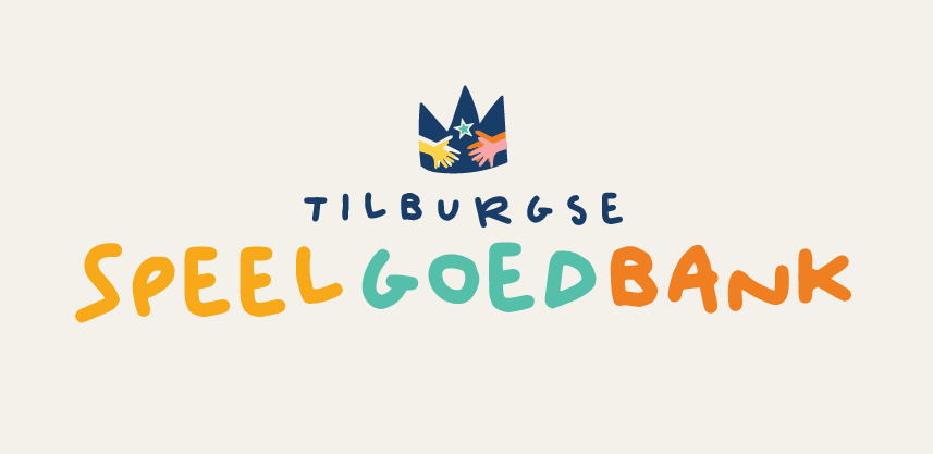 Tilburgse Speelgoedbank Liggend Logo